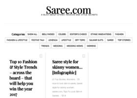 blog.saree.com