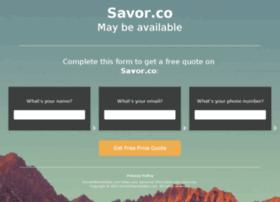 blog.savor.co