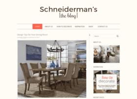 blog.schneidermans.com