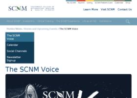 blog.scnm.edu