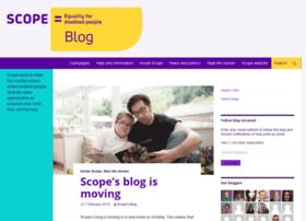 blog.scope.org.uk
