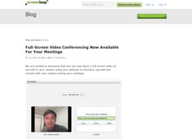 blog.screenleap.com