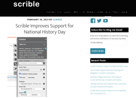 blog.scrible.com