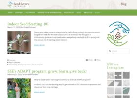 blog.seedsavers.org