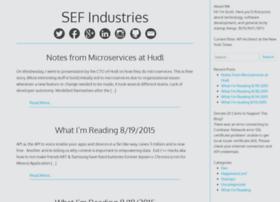 blog.sefindustries.com