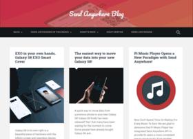 blog.send-anywhere.com
