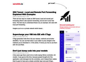 blog.sensible.io
