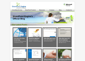 blog.sharepointengine.com