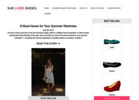 blog.shelikesshoes.com