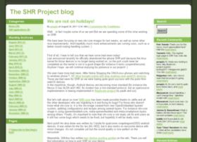 blog.shr-project.org
