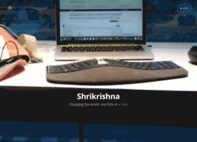 blog.shrikrishnaholla.in