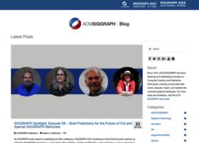 Blog.siggraph.org