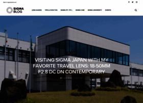 blog.sigmaphoto.com