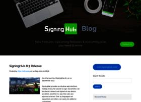 blog.signinghub.com