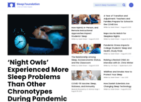 blog.sleepfoundation.org
