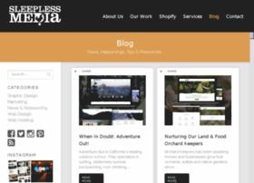 blog.sleeplessmedia.com