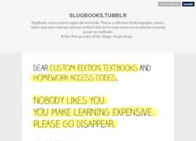 blog.slugbooks.com