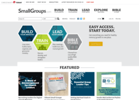 blog.smallgroups.com