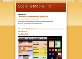 blog.socialnmobile.com