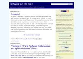 blog.softwareontheside.com