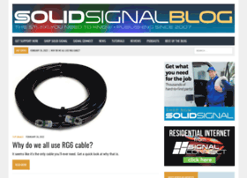 blog.solidsignal.com