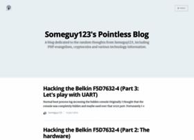 blog.someguy123.com