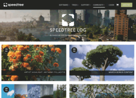 blog.speedtree.com