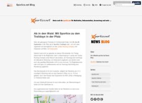 blog.sportics.net