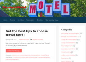 Blog.stardust-motel.com