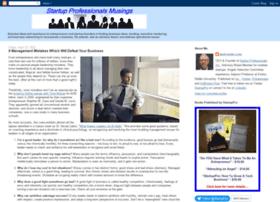 blog.startupprofessionals.com