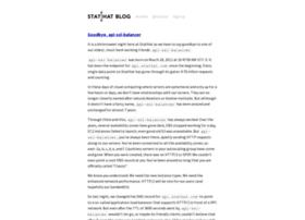 blog.stathat.com