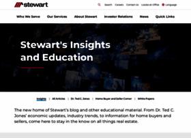 blog.stewart.com
