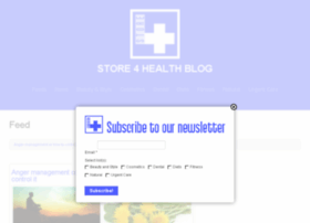 blog.store4health.net