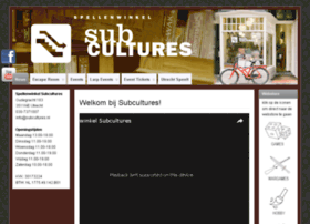 blog.subcultures.nl