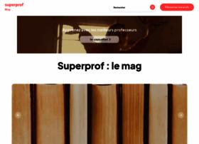 blog.superprof.fr