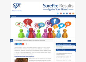 blog.surefireresults.com