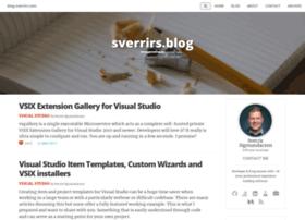 blog.sverrirs.com