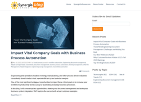 blog.synergissoftware.com