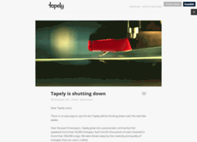 blog.tapely.com