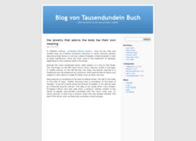 blog.tausendundeinbuch.info