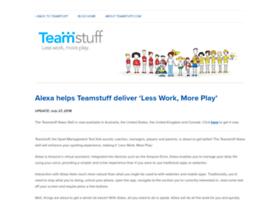 blog.teamstuff.com