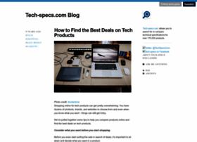 blog.tech-specs.com