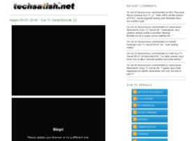 blog.techsatish.net