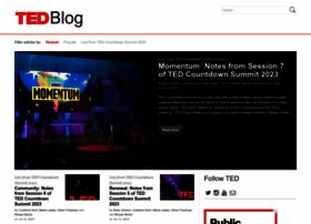 blog.ted.com