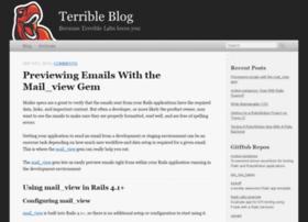 blog.terriblelabs.com