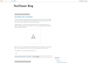 blog.textteaser.com