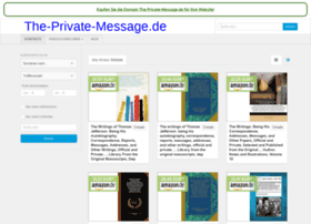 blog.the-private-message.de