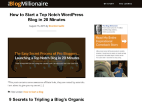 blog.theblogmillionaire.com