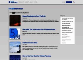 blog.thebrain.com