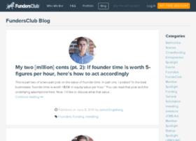 blog.thefundersclub.com